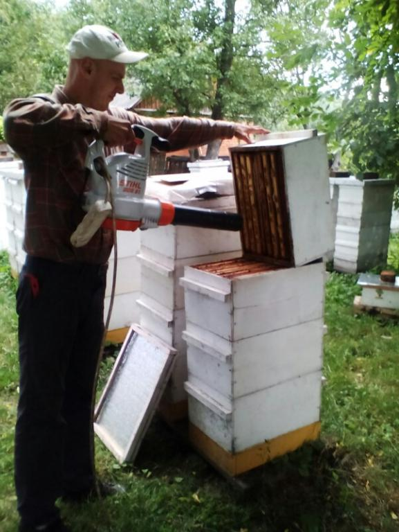 Удалитель для пчел своими руками 828