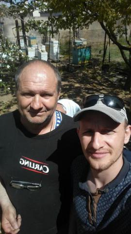 Андрей Дриз и я.jpg